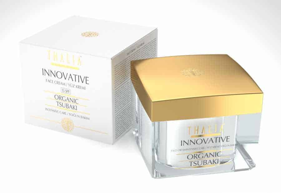 Crema faciala organica hidratanta
