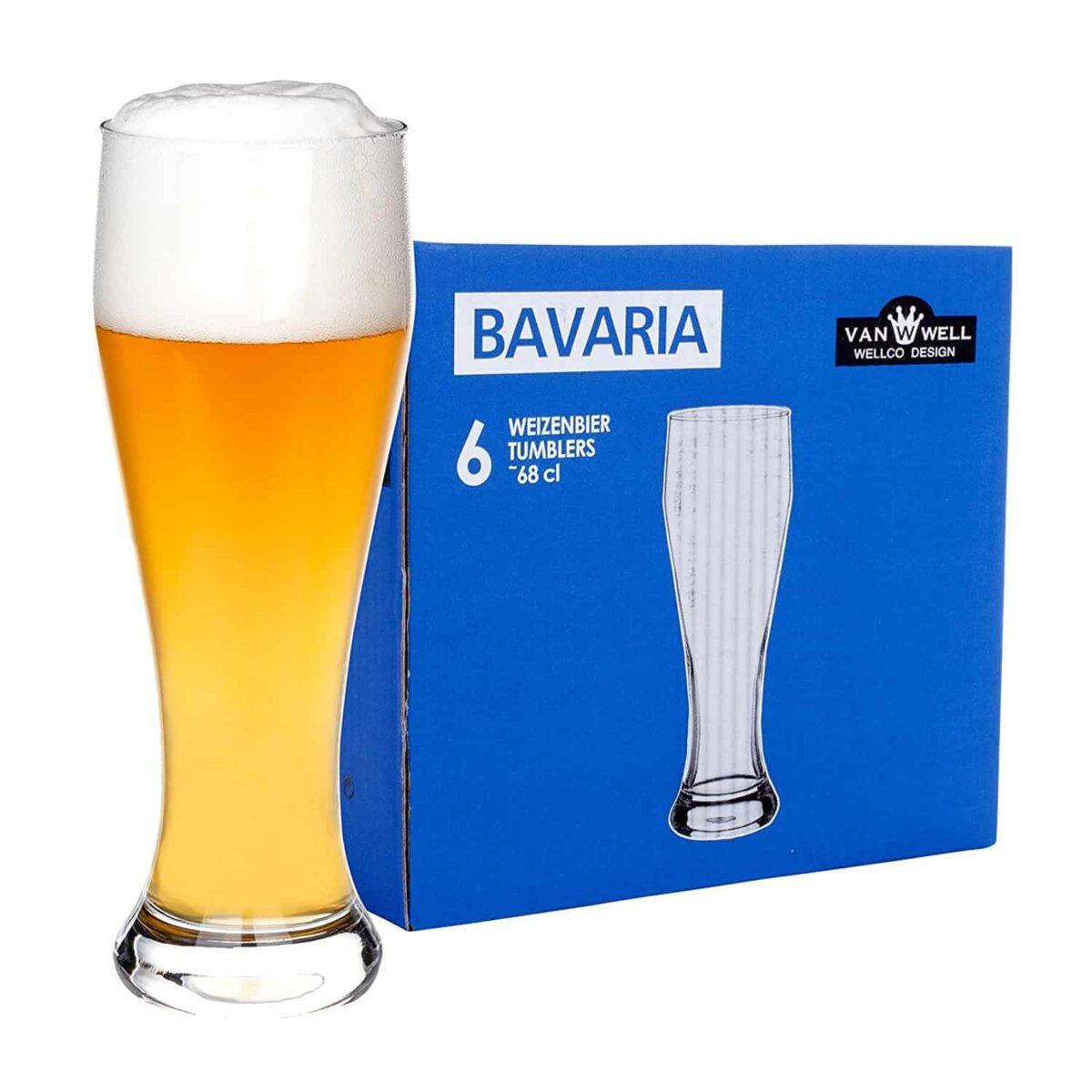 Set Pahare Bere Vanwell Bavaria